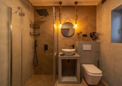Pokoje z łazienką
